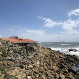 ポルトガルの巨匠建築家アルヴァロ・シザによる「ボア・ノヴァ」は料理まで美しい。
