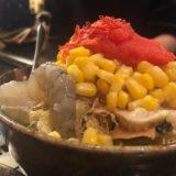 レペゼン月島!もんじゃ焼き&豪華海鮮鉄板焼きが一度に食べられる名店「まぐろ家」