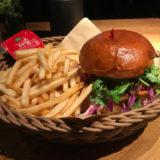 都会のオアシス「crisscros(クリスクロス)」でソフトシェルクラブのハンバーガーを食す!